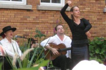 Julie Trudel et Isabelle Goulet, Collectif Los Jovenes, La Pocatière, Québec.