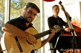 Festival Flamenco de Montréal, Mia Tapas, 2016. Francis Leclerc et Jérémie Jones.