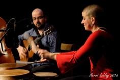 Trio Francis Leclerc - Marise Demers et Jérémie Jones. Bistro St-Cath
