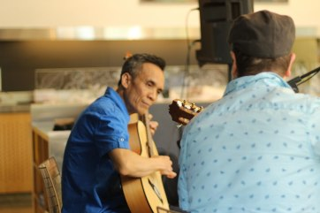 Francis Leclerc - courtoisie de l'Académie de guitare.