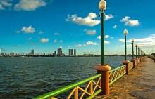 Recife - Cais Jose Estelita-Visao Pina