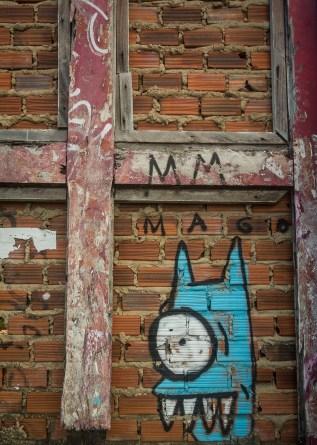 Recife-Parede Estelita Street Art