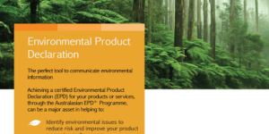 Australasian EPD Programme - Francis Stevens Communications