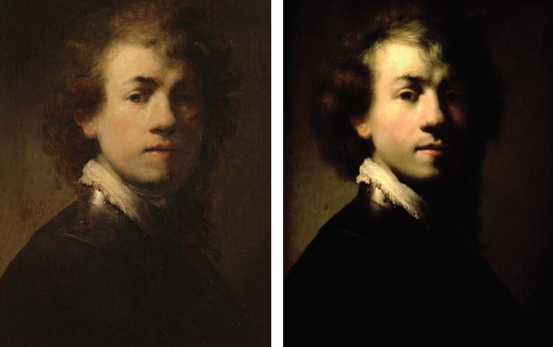 Dibujo20091015_portraits_Rembrandt_one_by_the_master_and_other_by_follower