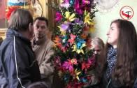 Konkurs palm u franciszkanów w Krakowie