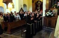 Pierwsze śluby u kapucynów 2010 – procesja