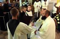 Pierwsze śluby u kapucynów 2010 – profesja