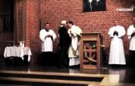 Pożegnanie kapelana Arki Gdynia
