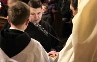 Śluby wieczyste w Krakowie 2011