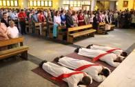 Święcenia kapłańskie na Poczekajce 2012
