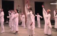 Wielkanoc 2011 u franciszkanów – tańce paschalne