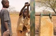 Budowa studni w Burkina Faso