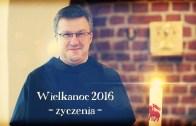 Życzenia: Wielkanoc 2016