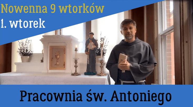 Wierność Bożemu powołaniu – nowenna 9. wtorków przed świętem św. Antoniego