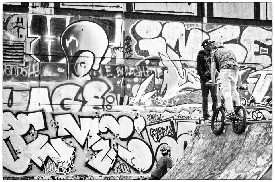 self-ex·pres·sion – Skatepark@Bercy