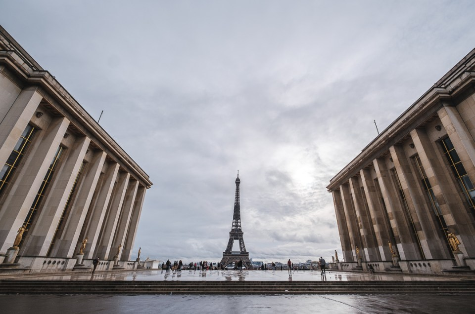 2# Promenade à Paris {Janvier 2021}