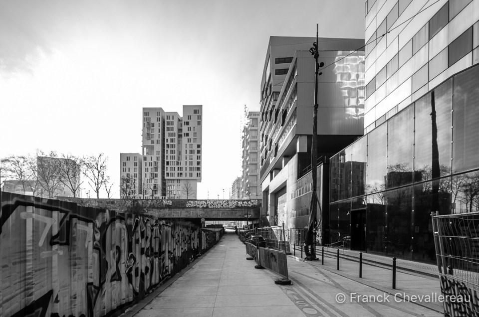 {Paris} Architecture & street art