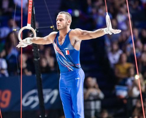 anneaux gym Finale Bercy 2018