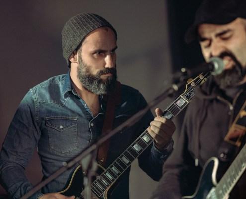 concert Howling beards