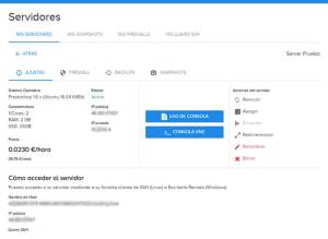 Cloud Servers. Clouding.io