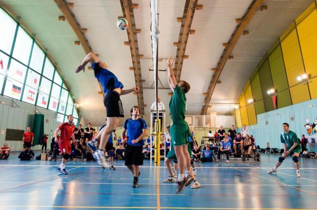 Match_volley_École_polytechnique