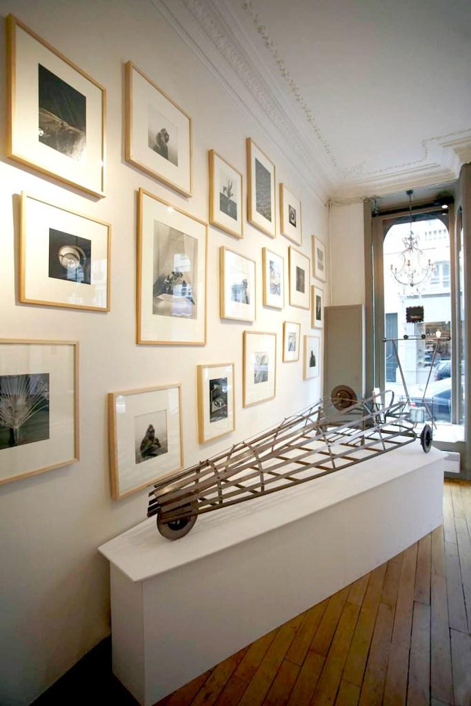 François Delebecque, Rétrospective de printemps, Galerie Marion Held Javal