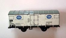 Fleischmann wagon réfrigéré