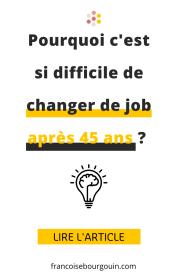 2 croyances à qui vous empêchent de changer de job à 50 ans- Françoise Bourgouin coach de carrière