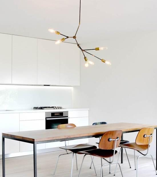 DIY Chandelier from Lindsey Adelman | Francois et Moi