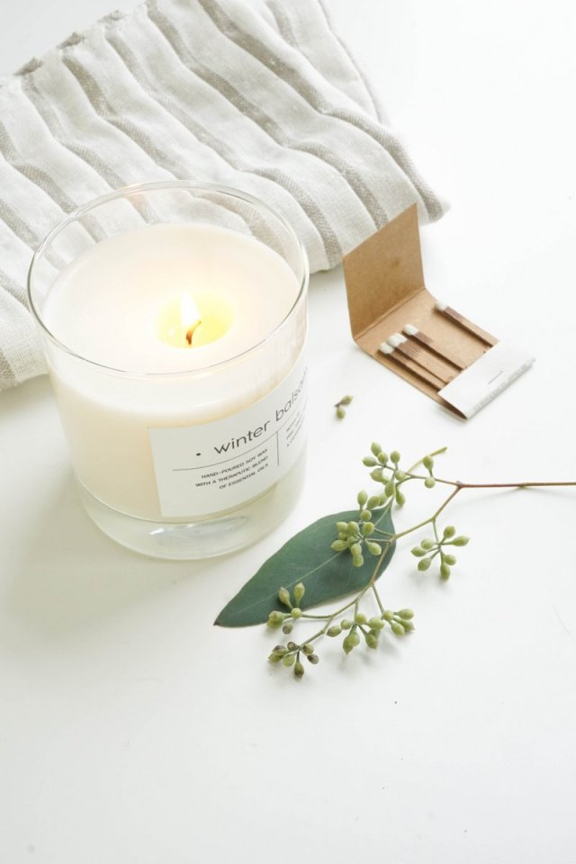 Essential Oil Candles | Francois et Moi