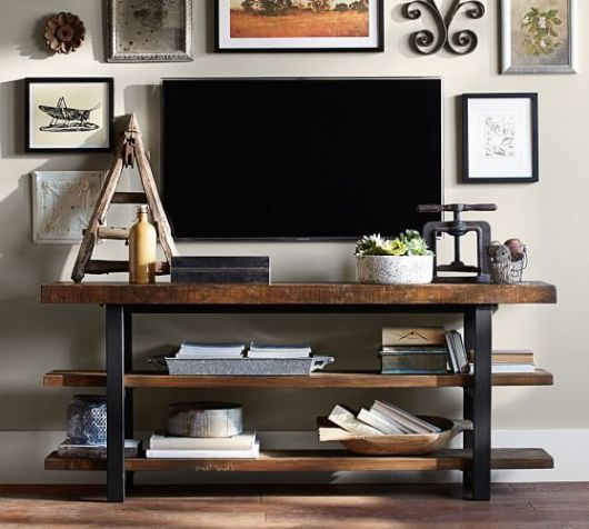 If you're in the market for a media console, have you considered saving hundreds of dollars by building one yourself?