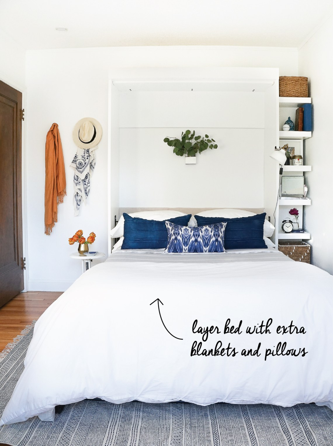 If you're expecting company, you'll want to check out our tips to prepare your guest room. Click for the full run-down!