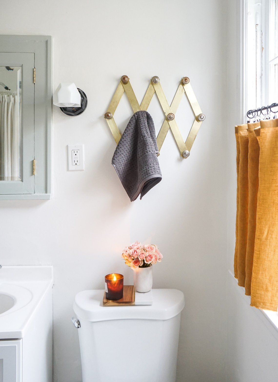 Getting holiday-guest-ready with a budget-friendly bathroom refresh. Come see the easily implementable sensory-focused ideas!