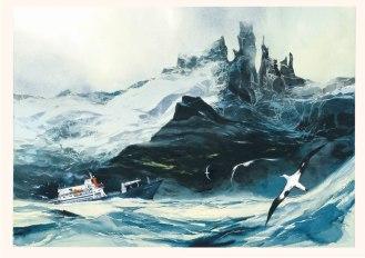 Voyage aux îles de la désolation _ p108-109 © Emmanuel Lepage