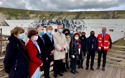 A Calais, la Commission des Lois du Sénat constate la tension continue à laquelle sont soumis les services de l'Etat et la population face aux flux continu d'immigration illégale à destination du Royaume-Uni