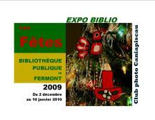9-13-17-20 ExpoBiblio Les Fêtes 09 affiche