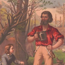 The Lumberman Bartender—The Story of George Poulin