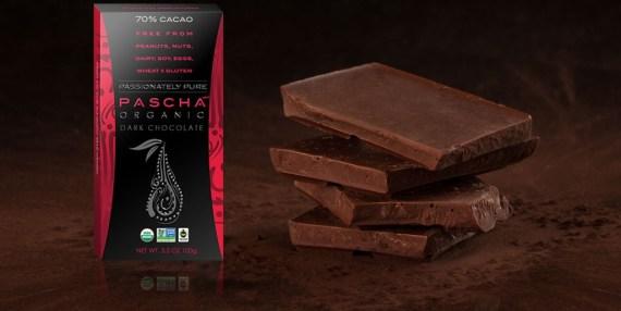 Pascha Organic Chocolate