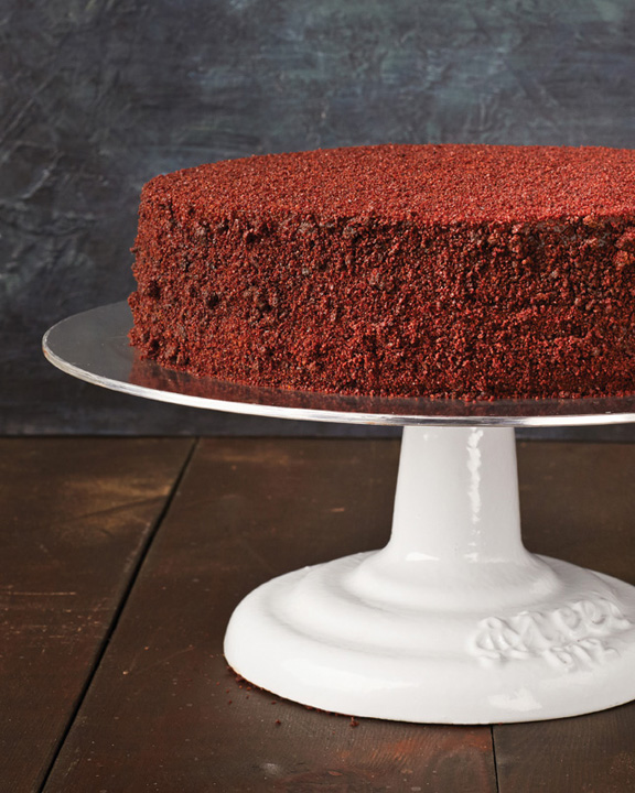 Brooklyn Blackout Cake for National Chocolate Cake Day FRAN COSTIGAN