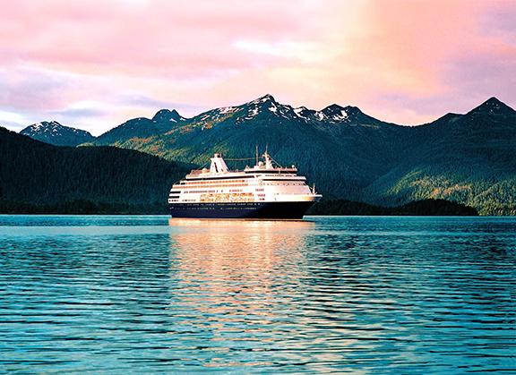 Vegan Cruise to Alaska