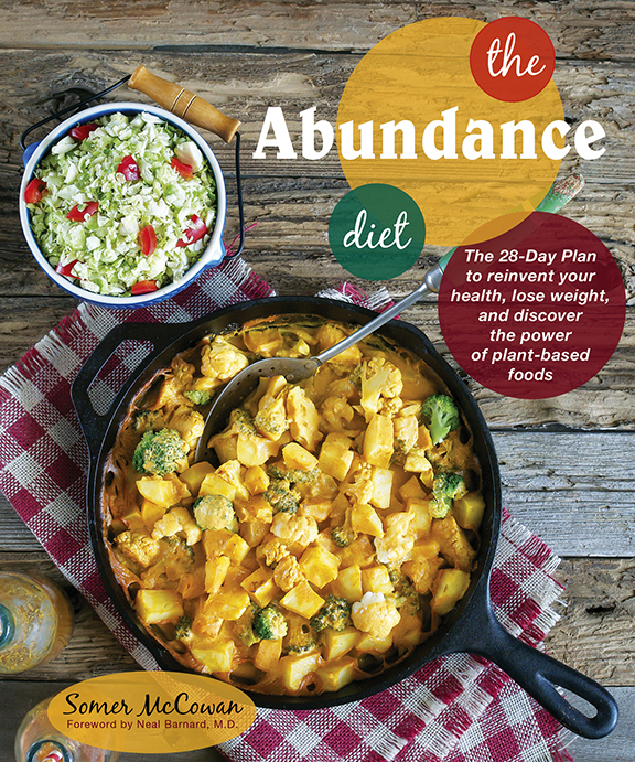 The Abundance Diet by Somer McCowan