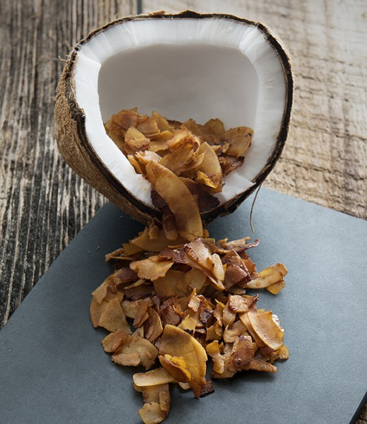 Coconut Bacon from Baconish by Leinana Two Moons