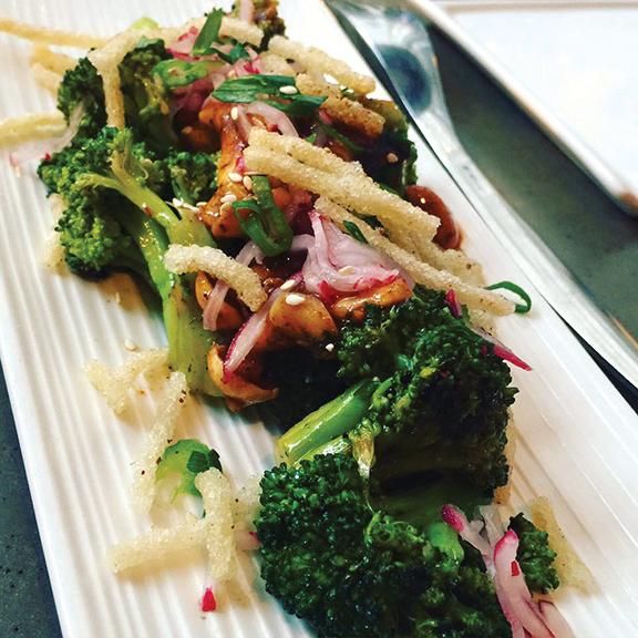V Street Broccoli