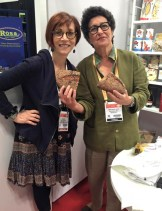 Beatrice of Gustiamo, at Fancy Food Show