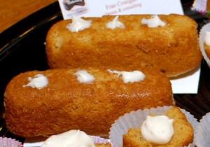 V for Veg and Vegan Twinkies