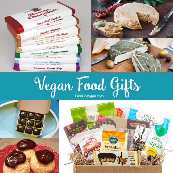 Fran Costigan's 2016 Vegan Holiday Gift Guide – Food Gifts