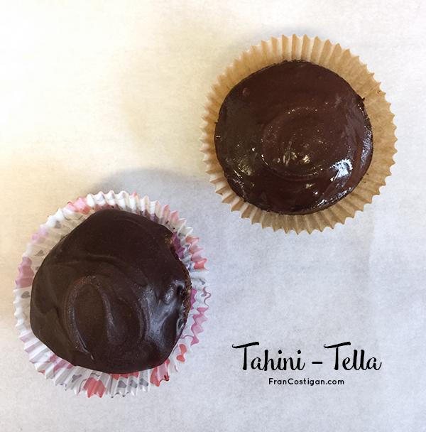 Fran Costigan's vegan Tahini-Tella