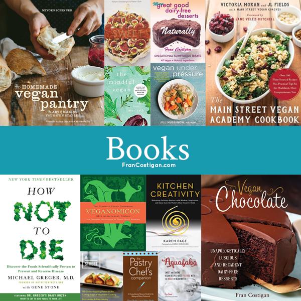 2017 Vegan Holiday Gift Guide - Books