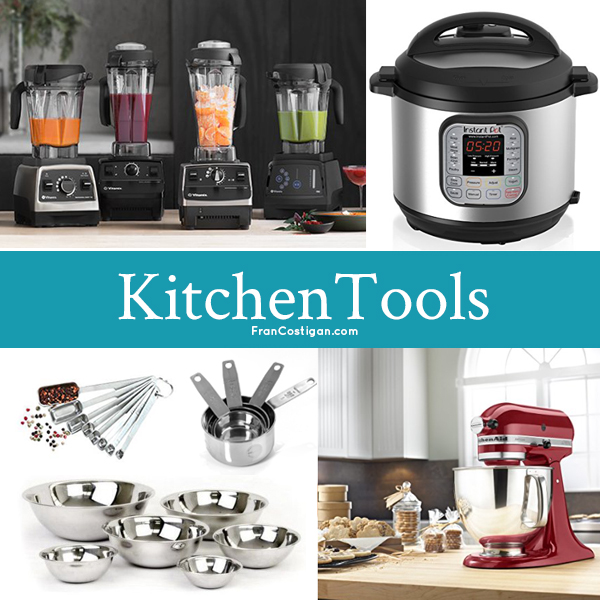 2017 Vegan Holiday Gift Guide - Kitchen Tools