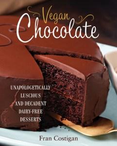 Vegan Chocolate Cookbook - Book Signing event